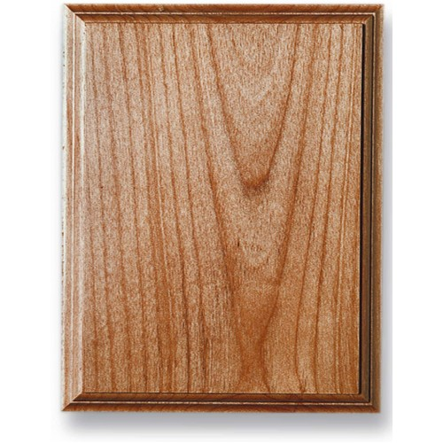 Alder wood rectangle plaques by Big Sky
