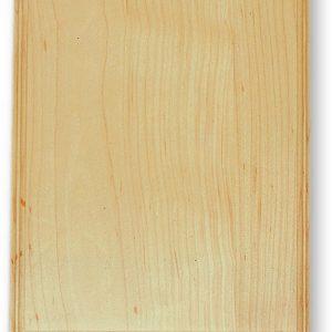 Maple Rectangle Plaque
