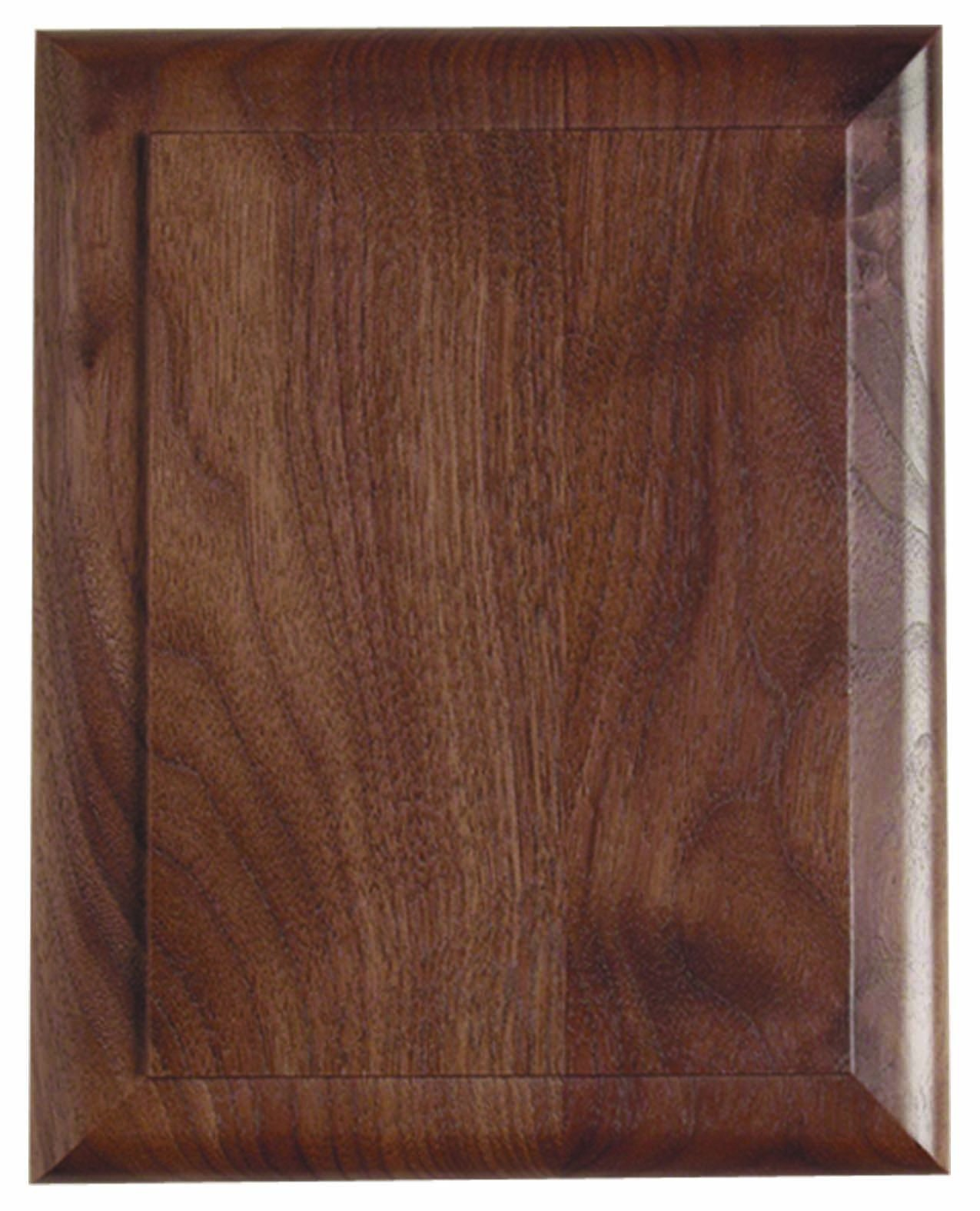 Walnut Rectangle Plaque
