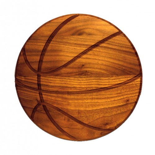 Basketball Plaque