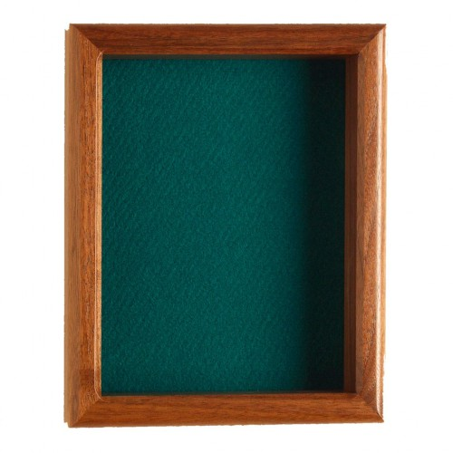 Walnut Shadow Box